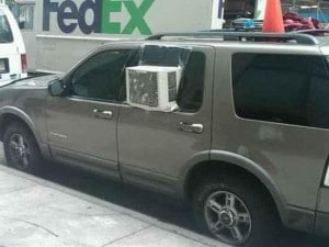 creative air conditioning
